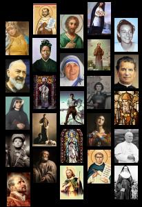 Saint Collage 2